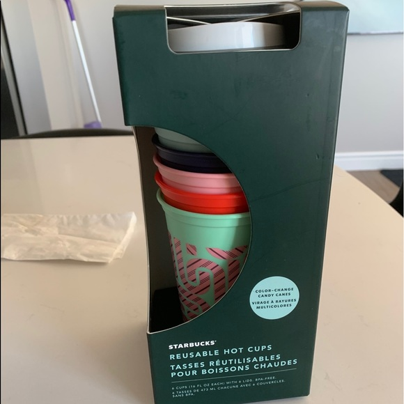Starbucks Christmas Reusable Hot Cups